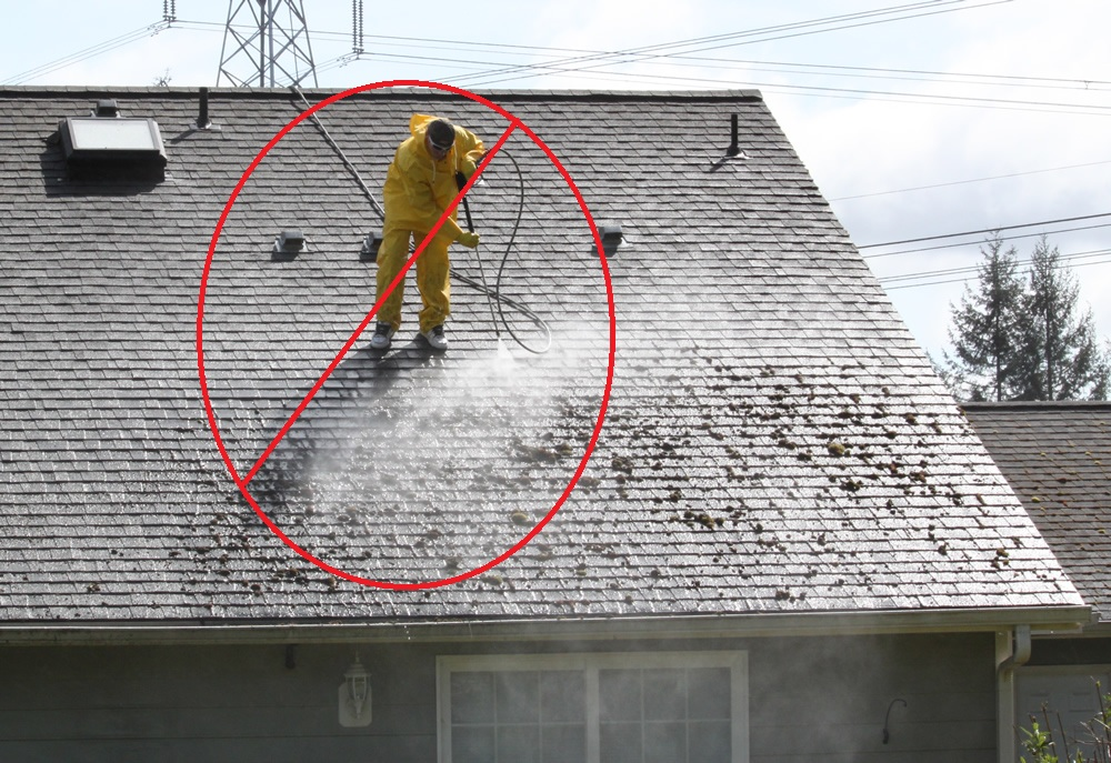 Roof Cleaning – Cleaning Roof Shingles